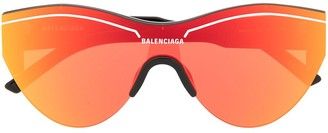 Balenciaga Eyewear Ski Cat sunglasses