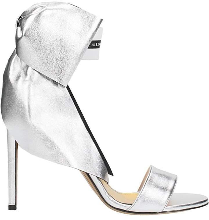 Alexandre Vauthier Bow Sandals