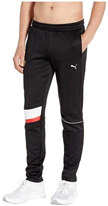 Puma SF T7 Track Pants Black 3) Men's Workout