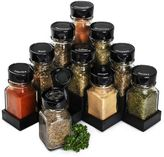 Olde Thompson 10-Jar Corner Spice Rack