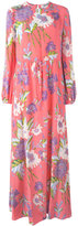 Diane von Furstenberg floral print dress - women - Silk - 10