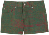 Paul & Joe Frac Print Shorts