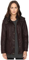 Belstaff New Tourmaster Signature 6 oz. Wax Cotton Coat Women's Coat