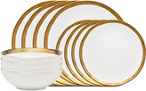 Godinger Terre D'Or 12-Piece Dinnerware Set, Service for 4