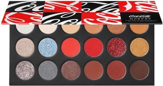 Morphe Coca-Cola x A Thirst For Life Artistry Palette