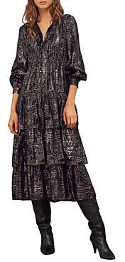 BA&SH ba & sh Sophie Tiered Dress