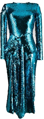 Preen by Thornton Bregazzi Valena sequin dress