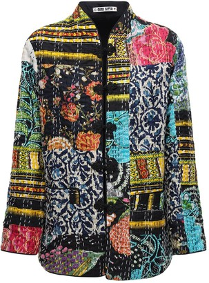 Ciao Lucia Marco Patchwork Jacket
