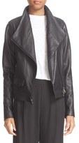 Vince Women's Leather Moto Jacket
