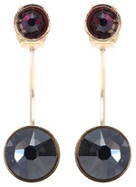Isabel Marant Crystal-embellished earrings
