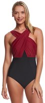 Miraclesuit Network Embrace Underwire One Piece Swimsuit 8161330
