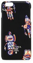 Prada Robot Saffiano Leather iPhone 6 Case