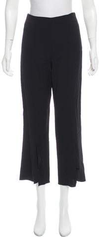 Cushnie et Ochs Cropped Mid-Rise Pants w/ Tags