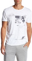 Kinetix High Tides Front Graphic Print Tee