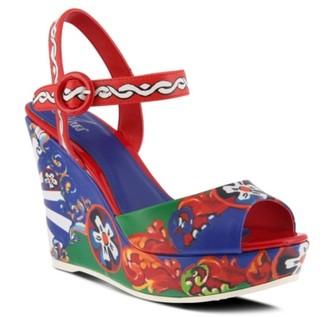 Azura Stella Wedge Sandal