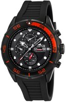 Lotus Men's ALARM CHRONO L15678/6 Resin Analog Quartz Watch with Dial