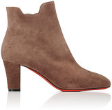 Christian Louboutin Women's Tiagada Ankle Boots-BROWN