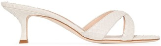 Manolo Blahnik Callamu 50mm sandals