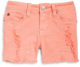 Hudson Girls 7-16 Girls Distressed Jean Shorts