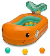 Infantino Go Gaga Bubble Ball Bath Tub-Orange