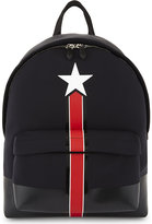 Givenchy Star And Stripe Backpack