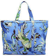 Emilio Pucci Jungle-Print Canvas Tote Bag Print