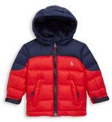 Ralph Lauren Baby's Quilted Down Jacket