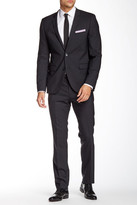 HUGO BOSS Adris Heibo Two Button Notch Lapel Suit