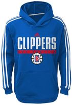 adidas Boys 8-20 Los Angeles Clippers Playbook Hoodie