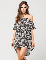 Billabong Off The Shoulder Dress