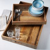 west elm Reclaimed Wood Trays