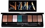 Make Up For Ever Blue Sepia Collection - 8 Eye Shadow palette - Limited Ed