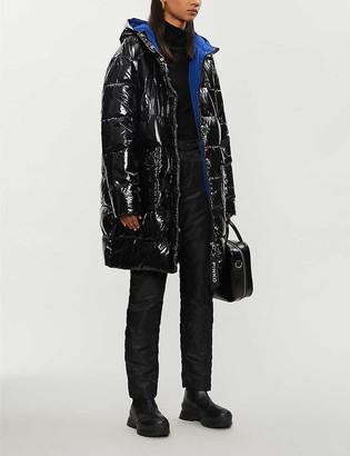 Pinko Travolgere shell jacket
