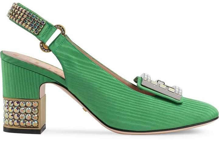 c5b718cb1d Gucci Green Pumps - ShopStyle