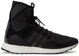 Y-3 Approach Reflect Primeknit Hi-top Trainers