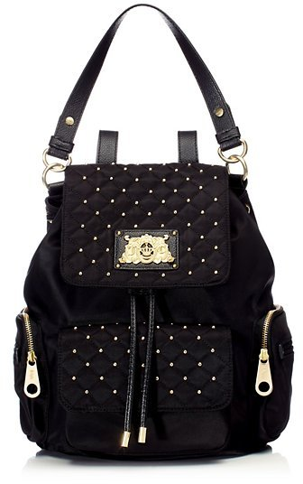 Juicy Couture Venice Nylon Cargo Backpack