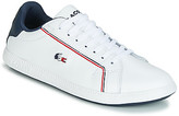 Lacoste GRADUATE 119 2 women's Shoes (Trainers) in White