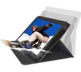 Asstd National Brand Leather Tablet Case for MiTraveler 3D8