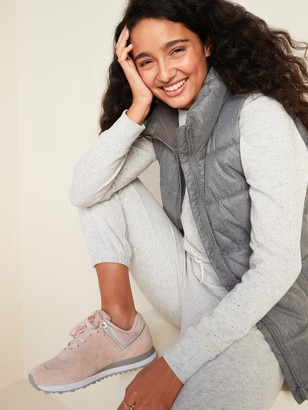 Old Navy Frost-Free Textured Puffer Vest for Women