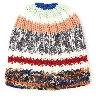 Missoni Colour Block Chunky Knit Beanie