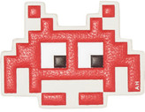 Anya Hindmarch Space Invader Textured-Leather Sticker