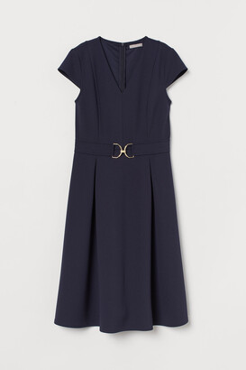 H&M Cap-sleeved dress