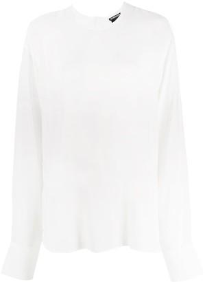 Ann Demeulemeester loose fit T-shirt