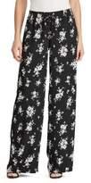 Lauren Ralph Lauren Floral Wide-Leg Pants