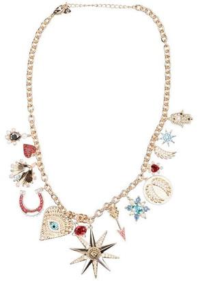 Swarovski Lucky Goddess Necklace