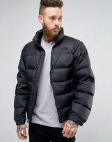The North Face Nupste 2 Down Jacket In Black