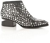 Alexander Wang Studded Kori Oxford With Rhodium
