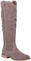 Dingo Adrina Suede Tall Boot