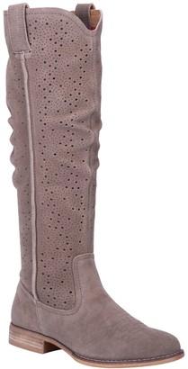 Dingo Adrina Suede Tall Boot