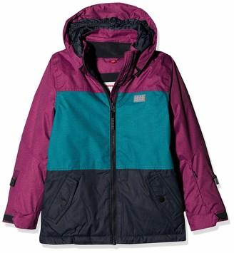 Lego Wear Girls' Tec Cool LWJOSEFINE 704-Skijacke/Winterjacke Jacket